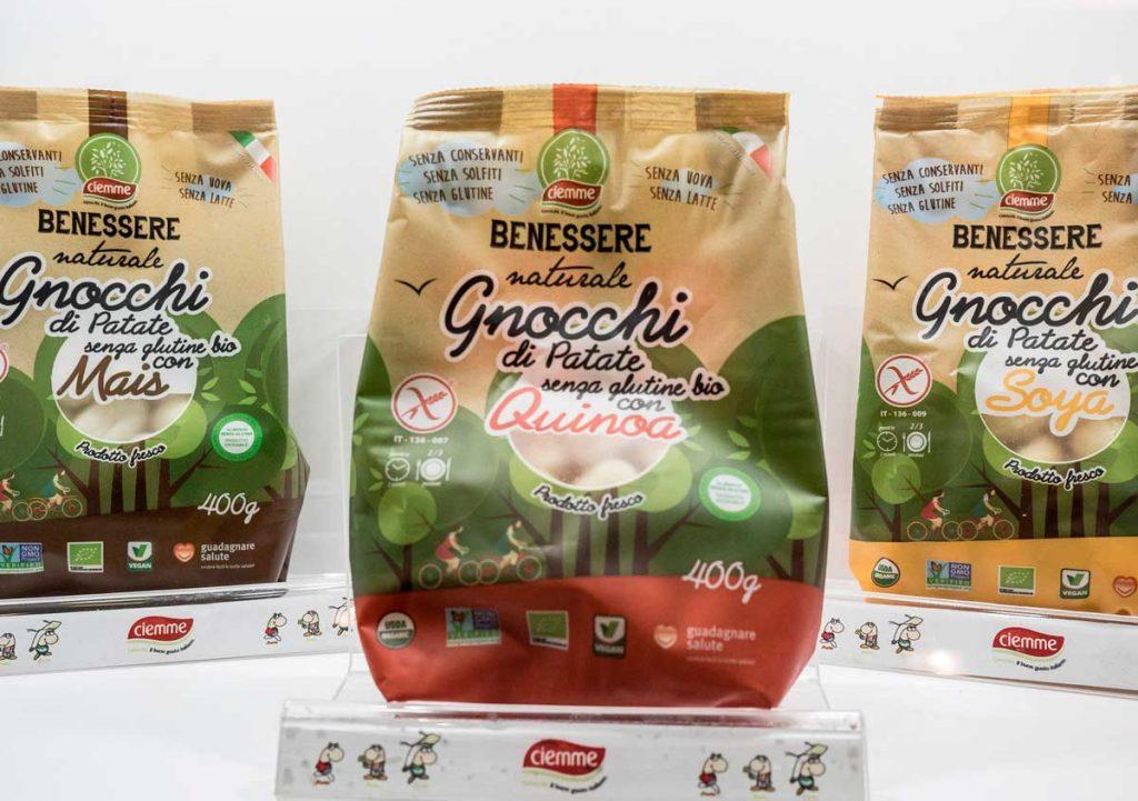 Ciemme: Gnocchi alla farina di Quinoa